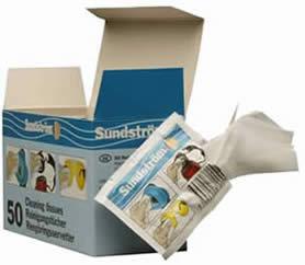 Sundström cleaning tissues