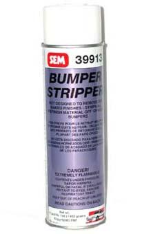URETHANE BUMPER STRIPPER