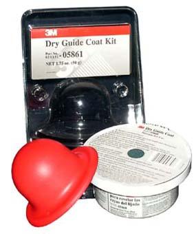 05861 DRY GUIDE COAT  (KIT)