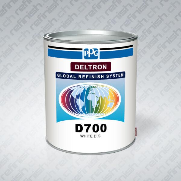 PPG DELTRON D700 WHITE 3.5LT
