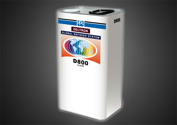 PPG D800 CLEARCOAT