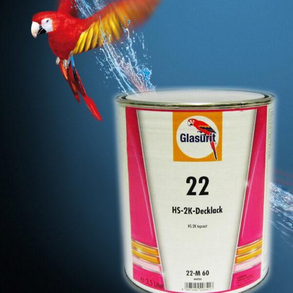 GLASURIT 22 LINE 522-M0